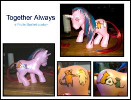 Custom MLP : Together Always by marienoire