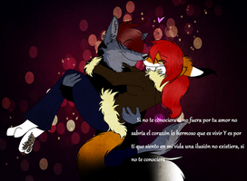 No Imagine Jamas Sentirme Asi  by RavingFoxie