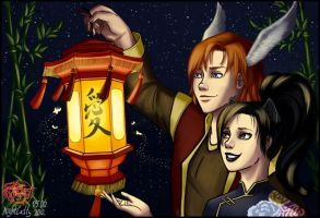 Lantern Festival by NightCatty