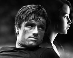 The Hunger Games. Katniss and Peeta 4 by StalkerAE