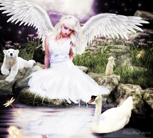 Swan Princess by Elsapret