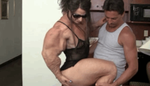 Superthick Gif 7 by GrannyMuscle