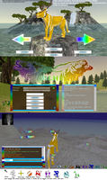 Colorful texture pack by ktnina2 by Arkare
