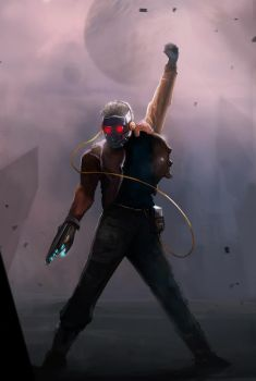 the... Starlord. by Sharobury