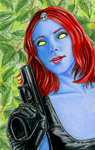 Mystique by FelesTacita