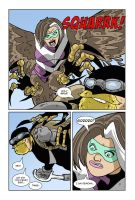 Planet AFL Fight 2 Page 2 by Gaston25