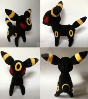 Umbreon Plush by Pannsie