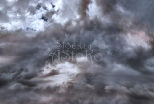 Dramatic Sky 1a VS STOCK by AStoKo