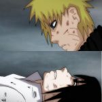 Naruto and Sasuke in the end by CherryDesire