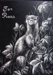 Ferret for Russ by MystiqueDeep