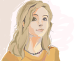 Annabeth Chase lineartless by CherriShock