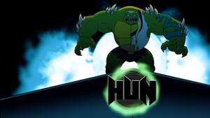 TMNT : Mutant Hun wallpaper by BennytheBeast