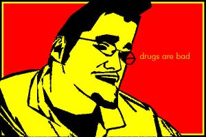 drugs are bad by samta