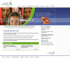 USF Website by irfanrahmed