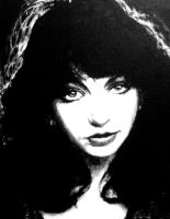 Kate Bush by HoodishArt