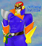 Captainfalcon by teamspike1