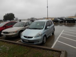2007 Honda Fit by TR0LLHAMMEREN