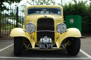 '32 Ford by FurLined