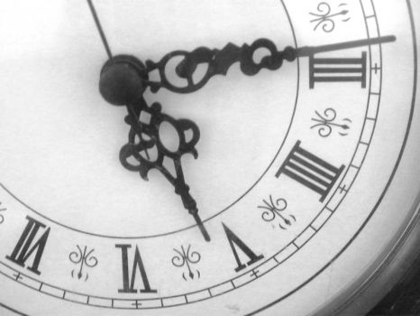 Clock by Anchi3