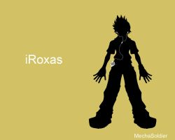 iRoxas by MechaSoldier