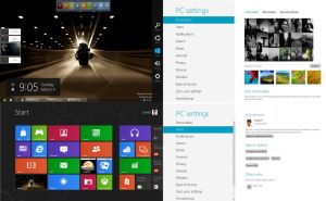 Windows 8 consumer preview by SomsThinking
