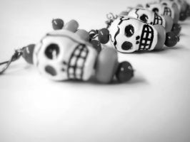 All My Friends Are Dead BW by airehkah