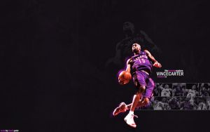 Vince Carter Flashback by Franchise24