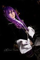 vocaloid-sandplay gakupo by 11thchocolateprince