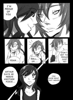 Hypersomnia pg.23 chapter 1 by Leahpluradon