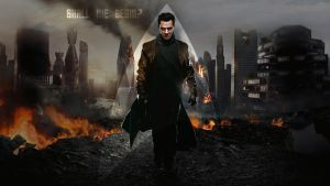 Star Trek: Into Darkness Wallpaper by QueenOfBats