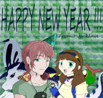 Happy New Year by Jacklave