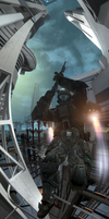 Welcome to the ODST Bullfrogs by stuckart