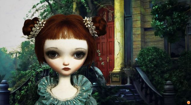 Annabelle by riven1965