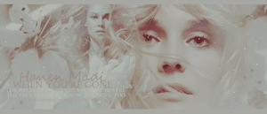 When you're gone by Hanen-Madi