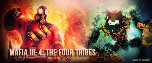 Mafia III-4: The Four Tribes by Kyle-Garland