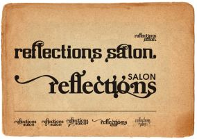 reflections logo by serealis