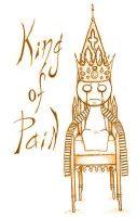 King of Pain by Floralis