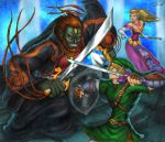 The Legend of Zelda: Wind Waker - Ganondorf Battle by Tycony23