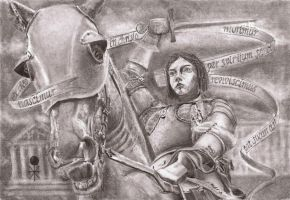 Joan of Arc by TheSignmaker