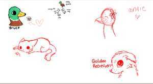 .:iScribble with Araselii:. by WlSHES