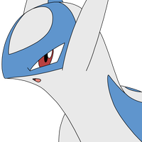 Latios serious remake by RedeyeLatios
