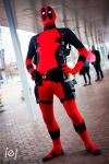 Girl, look at that body! - Deadpool Cosplay by Soylent-cosplay