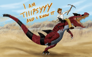 I am tiipsyyyyy by Weirda208