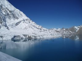 Tilicho Lake by Michel8170