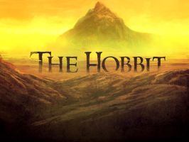 the hobbit by CreaSdOutlineR