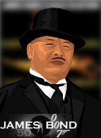 Project Bond 50: Oddjob by DoctorRy