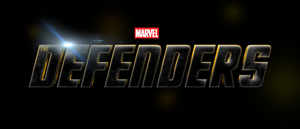 Marvel's THE DEFENDERS - LOGO by MrSteiners