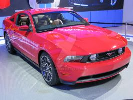 2010 Ford Mustang GT by Qphacs