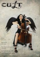 Music of Black angel by Daturanoire