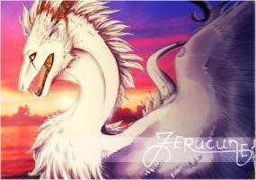 MY FACEBOOK PICTURE XD by Zerucune